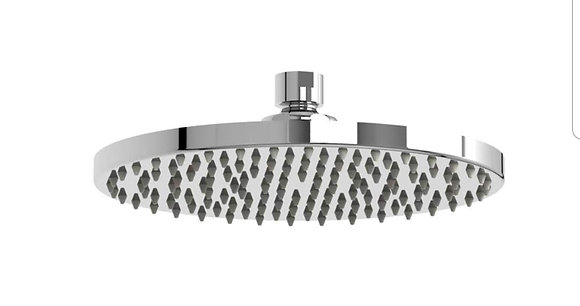 """468C Chome Plated 20 CM (8"""") Shower Head"""