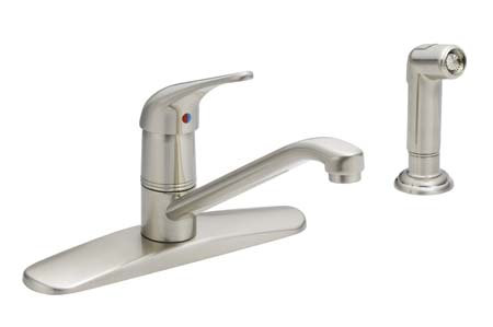 Mainline Single Handle Kitchen Faucet