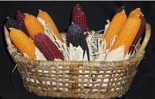 Corn Candles
