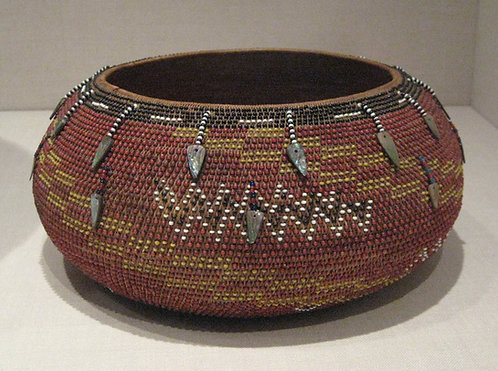 Zuni Basket (example)