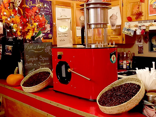 Fresh Roasted Coffee Beans - 1 lb.