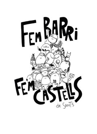 Camisetas&Vasos Castellers de Sants