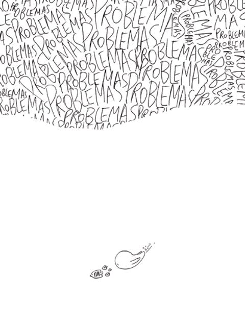 Pececito - Print ilustración Dalmaus