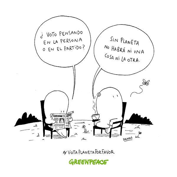 VOTA-PLANETA-PERSONA-PARTIDO-GREENPEACE-