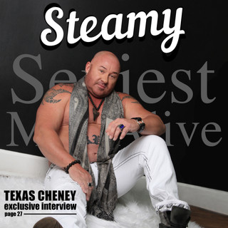 Texas Cheney - Actor, Model, Professional Wrestler