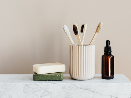 Bust bathroom clutter in 7 simple steps