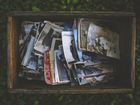 Drowning in photo clutter?