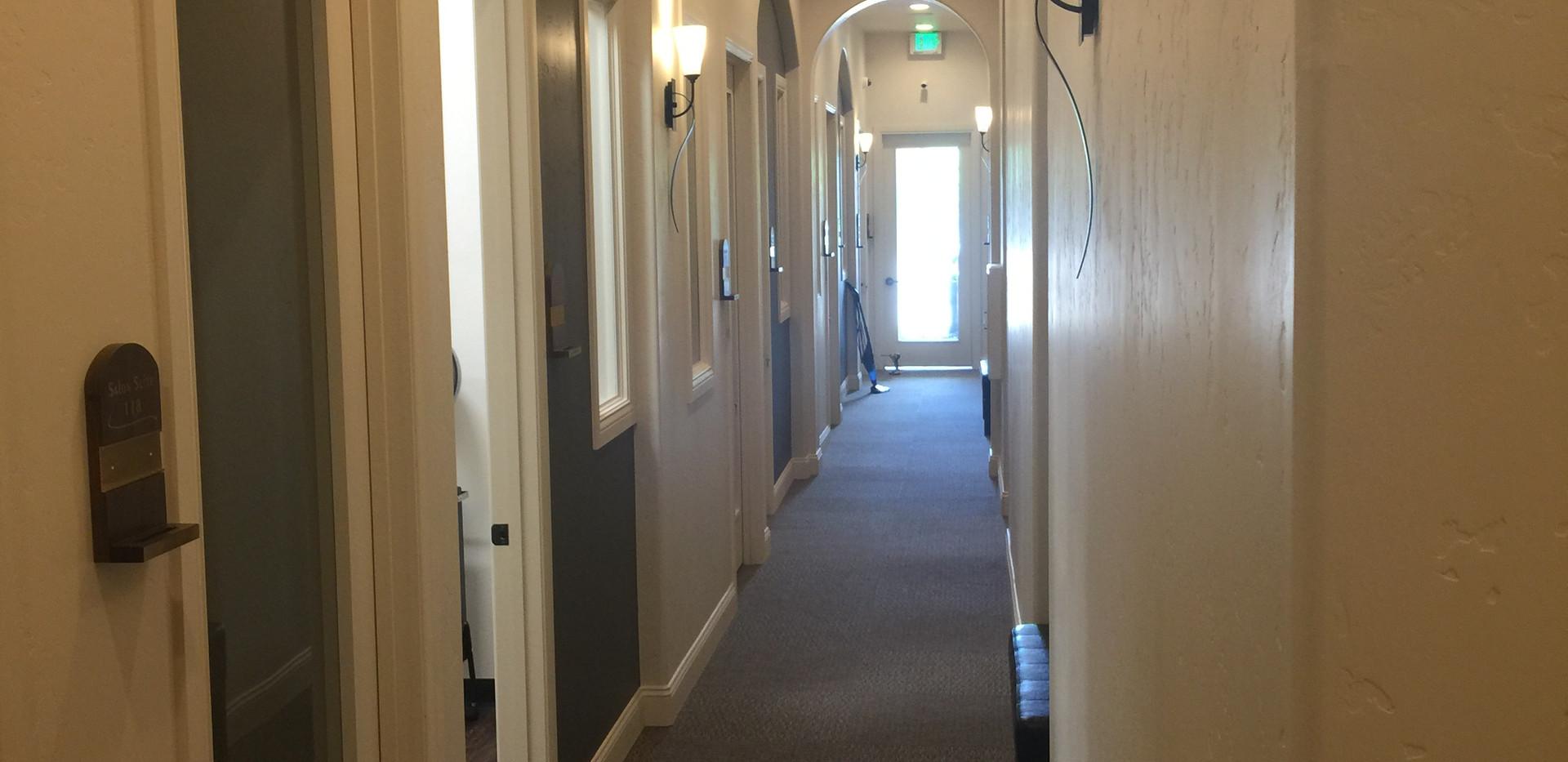 North Hallway for Phenix