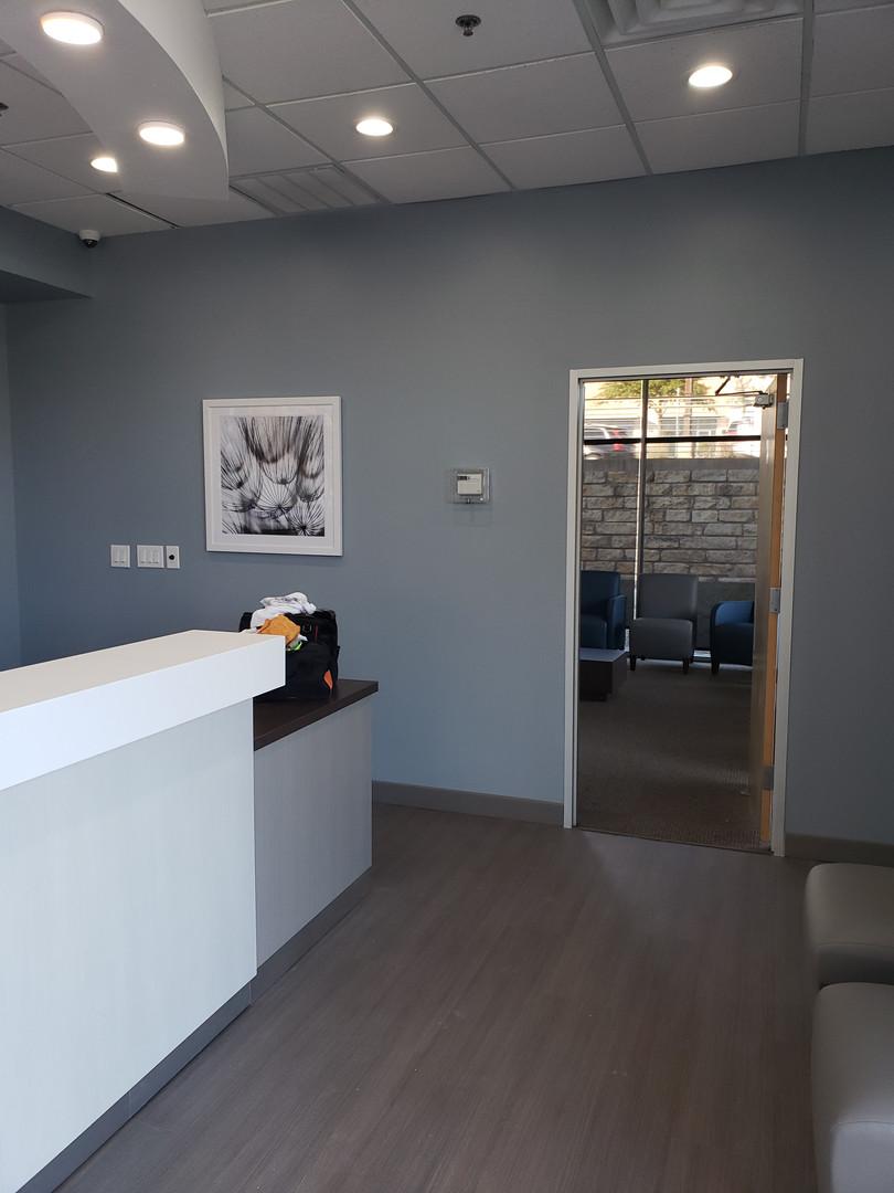New Lakeway Massage Envy Lobby