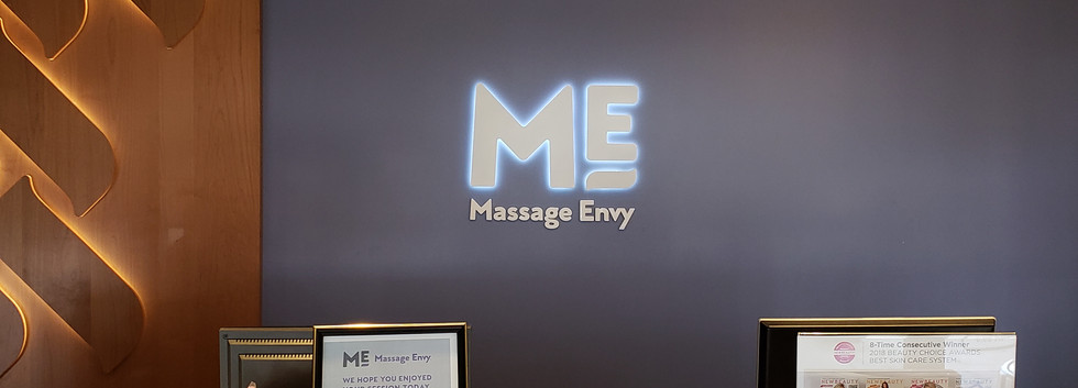 Massage Envy Front Desk
