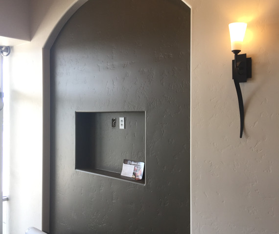 Entrance In To The Phenix Salon Suites