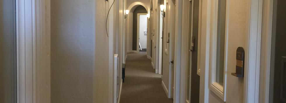 Back Hallway Arch