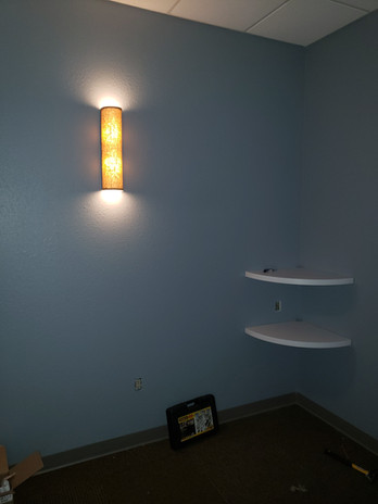 New Look in the Therapy Rooms