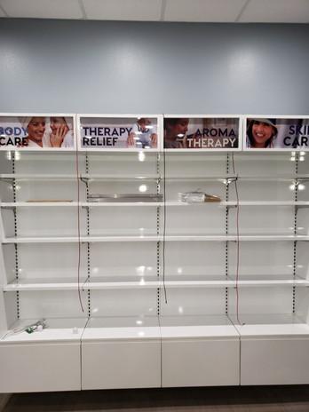New Massage Envy Retail Display 2