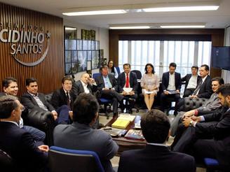 EMENDAS: Rosana Martinelli participa de reuniões sobre a saúde em Brasília