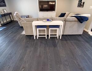 Hallmark floor