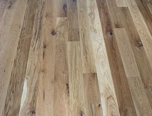 Rustic white oak natural