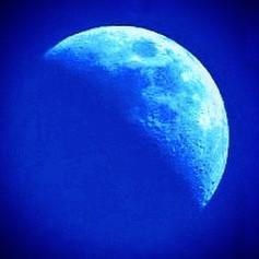 Blue Moon  #moon #naturephotography #nat