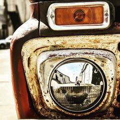 Don't Look Back  #ford  #oldfordtruck #v