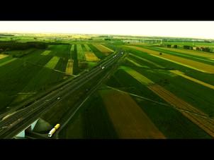 Ujęcie z drona