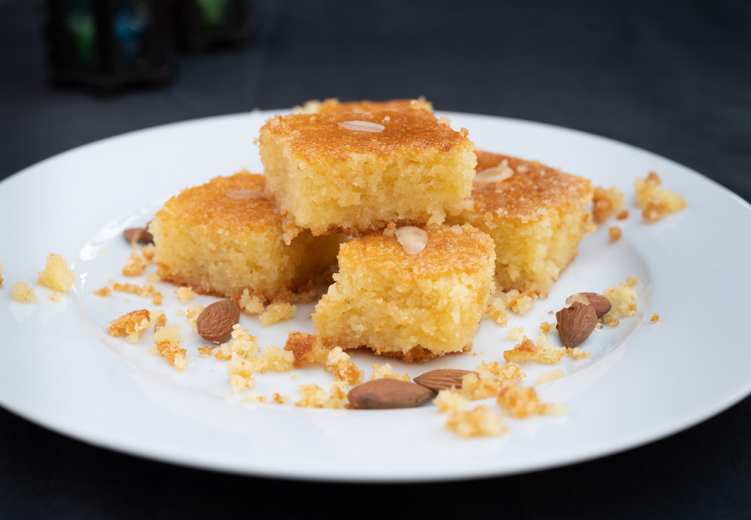 Desserts - Basboosah