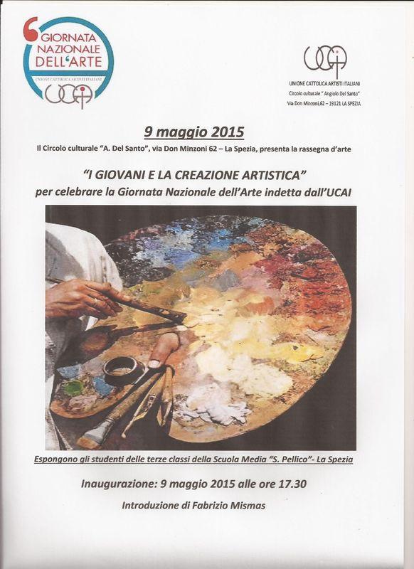 6 Giornata nazionale dell'arte
