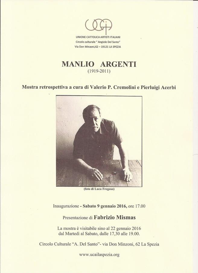 MANLIO ARGENTI