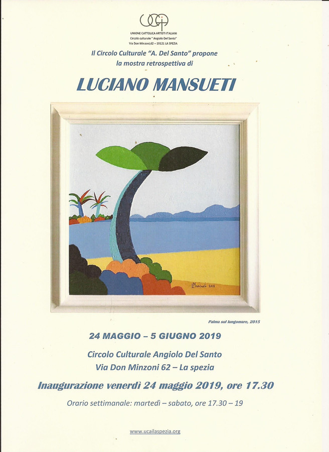 Luciano MANSUETI