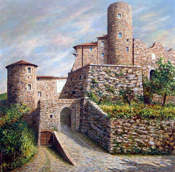 Un dipinto del pittore Gio Batta Framarin.jpg