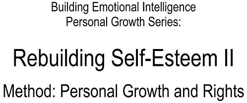 0079 E-Book Rebuilding Self-Esteem II (Eng only)
