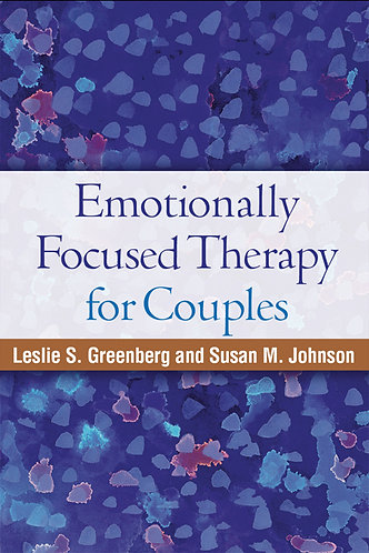 0031 Emotionally Focused Therapy for Couples