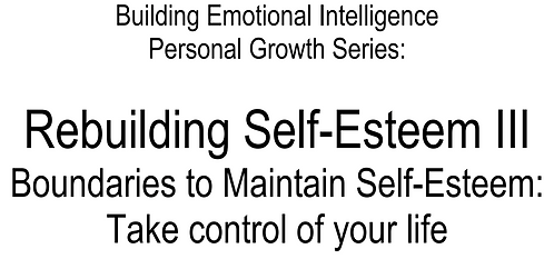 0080 E-Book Rebuilding Self-Esteem III (Eng only)
