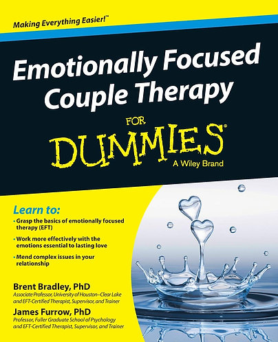 0034 Emotionally Focused Couple Therapy FOR DUMMIES