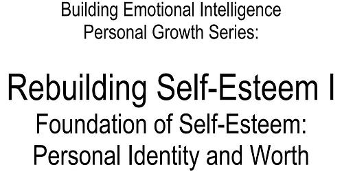 0078 E-Book Rebuilding Self-Esteem I (Eng only)
