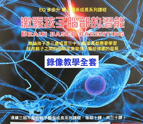 083 全套:激發孩子腦部潛能(錄像、PPT)