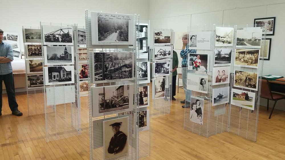 History Room at the LLCA
