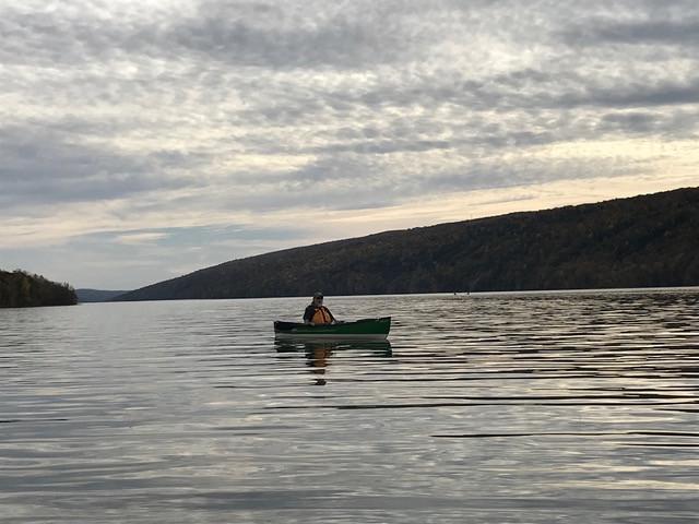 Canadice Lake and Marc Atkinson