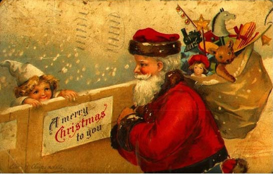 Christmas Past – Canadice Style