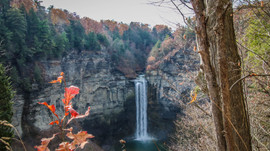 Taughannock Falls, Four Seasons of Beauty on Cayuga Lake