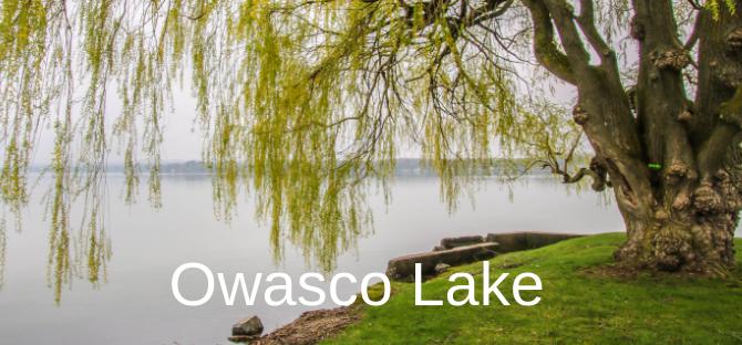 A Sailor on Owasco Lake