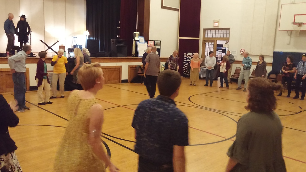 Square Dance at LLCA