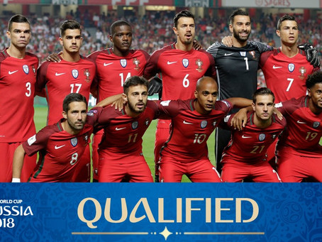 Portugal World Cup Preview 2018