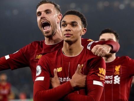 When could we see Liverpool lift the title?
