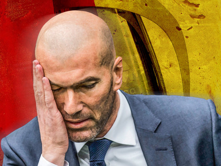 What has gone wrong at Real Madrid?