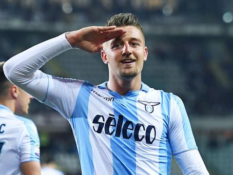 What next for Lazio's Serbian Sensation Sergej Milinkovic-Savic?