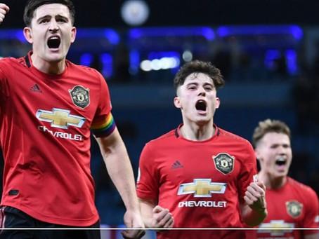 United blitz City title hopes
