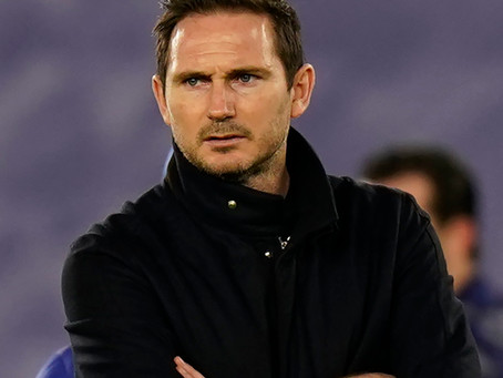 Are Chelsea at a crossroads with Frank Lampard?