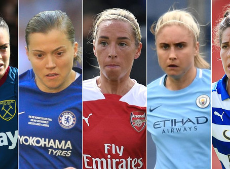 Women's Super League: Round-up of the weekend's action