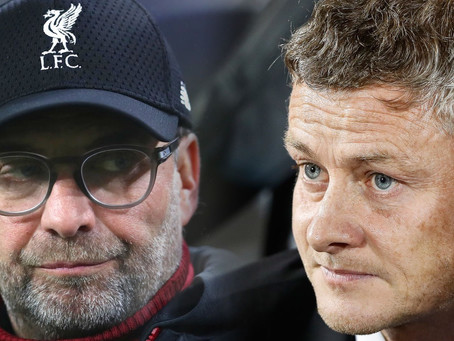 Liverpool v Manchester United - Match Preview