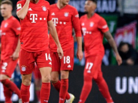 What is happening at FC Bayern Munich?